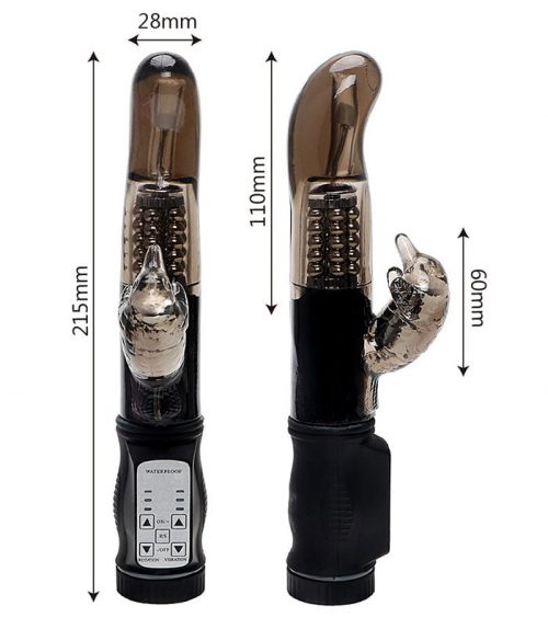 Kích thước Đồ chơi cu giả đầu cá heo