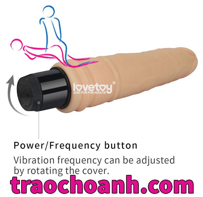 Cách điều khiển Dương vật được làm bằng silicon Real Feel